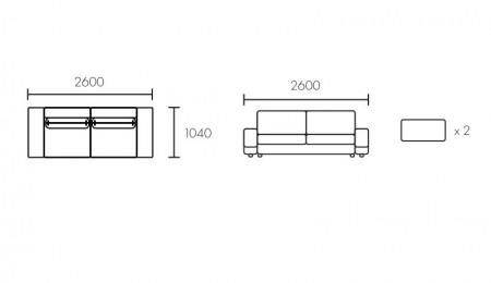 Frendom-ELKE-диван-схема
