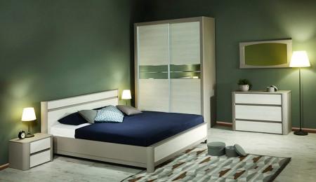 Спальня-Лацио-купе-2D-Дуб-Гладстоун-серый-камень