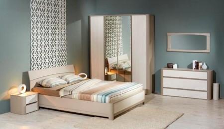 Спальня-Лацио-4D-Дуб-Гладстоун-серый-камень