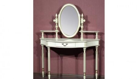 Спальня-ПАЛЕРМО-туалетный-столик-61-шампань