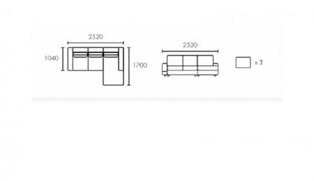 Frendom-ELKE-угловой-диван-схема